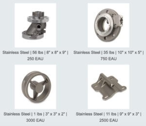 Investment Casting Example - Eagle Precision